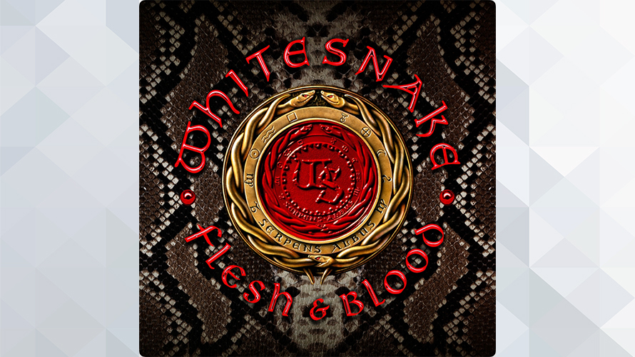 Whitesnake:Flesh & Blood(Deluxe edition)