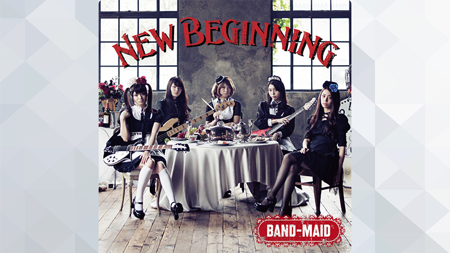 BAND-MAID:New Beginning