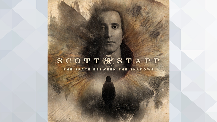 Scott Stapp:The Space Between the Shadows