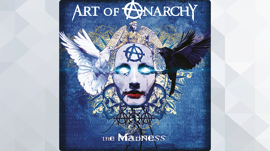 Art of Anarchy:The Madness
