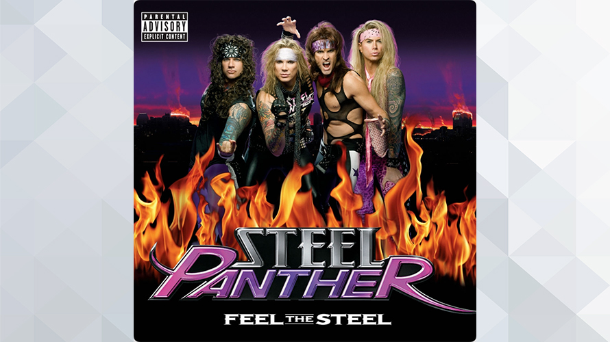 Steel Panther:Feel the Steel