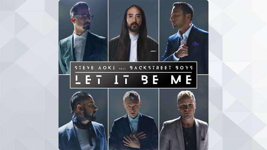 Backstreet Boys:Let It Be Me