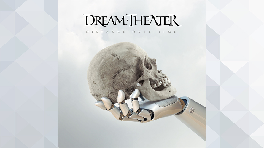 Dream Theater:Distance Over Time