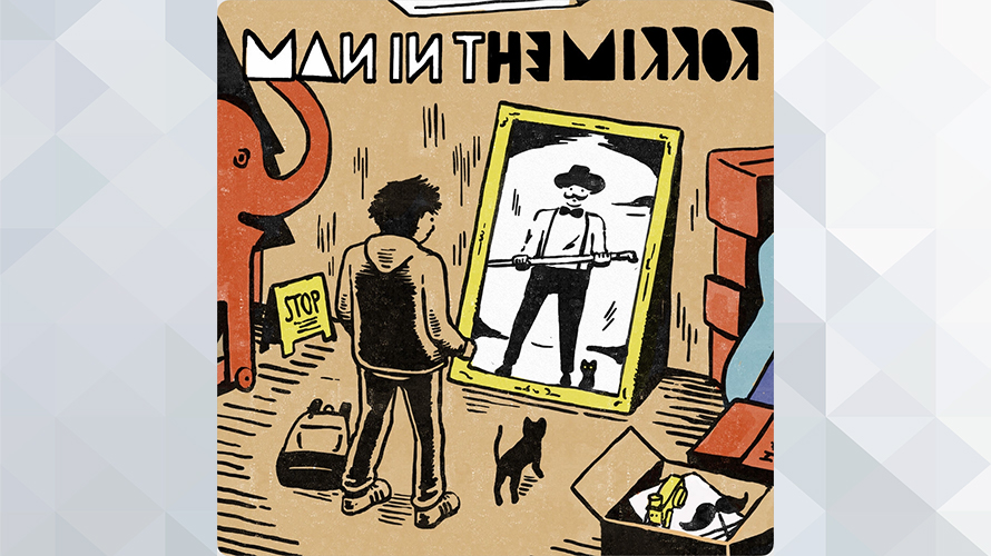 Official髭男dism:MAN IN THE MIRROR