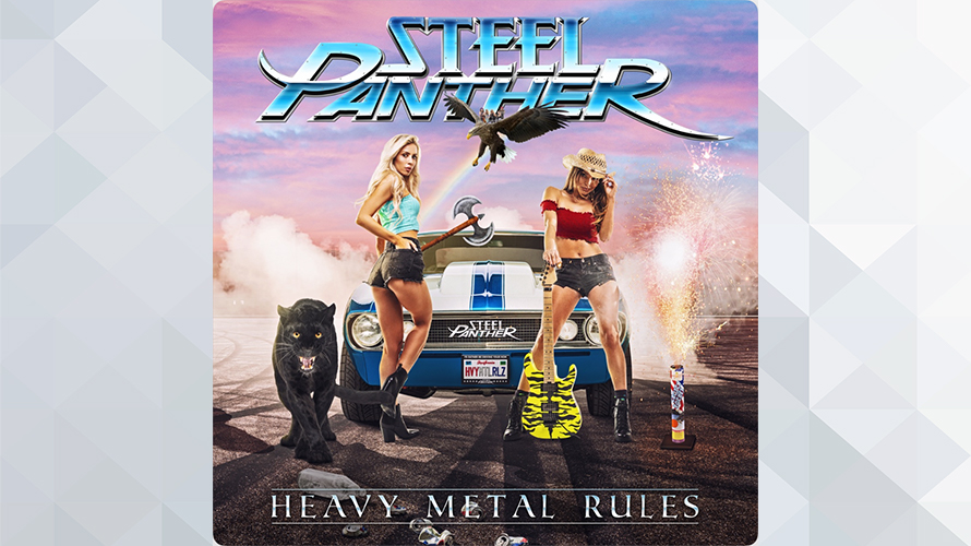 Steel Panther:Heavy Metal Rules