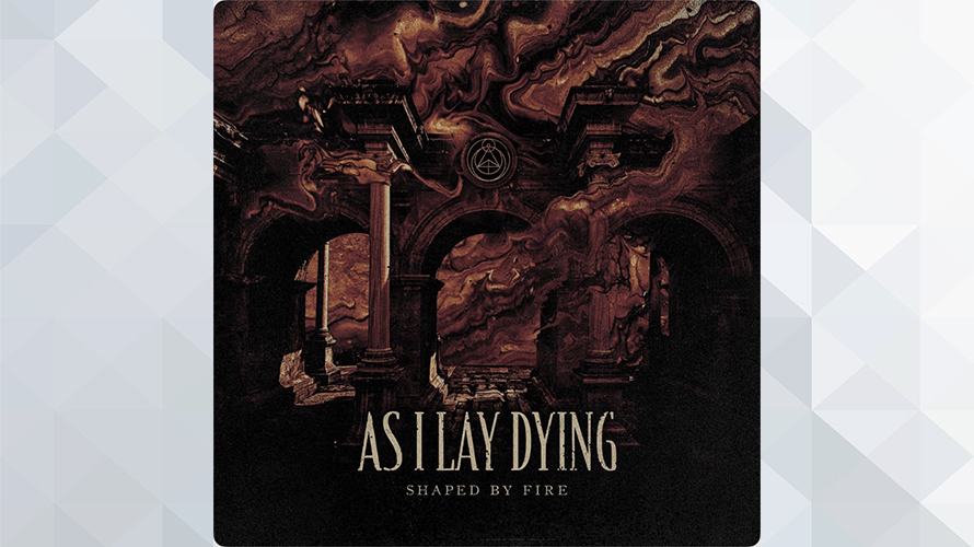 As I Lay Dying:Shaped by Fire