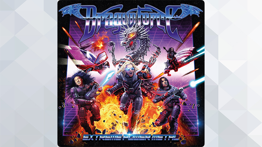 DragonForce:Extreme Power Metal