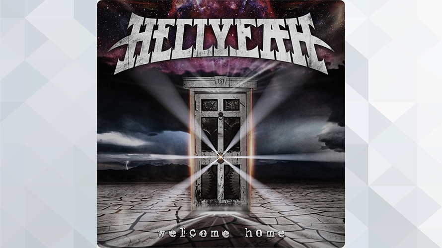 HELLYEAH:Welcome Home