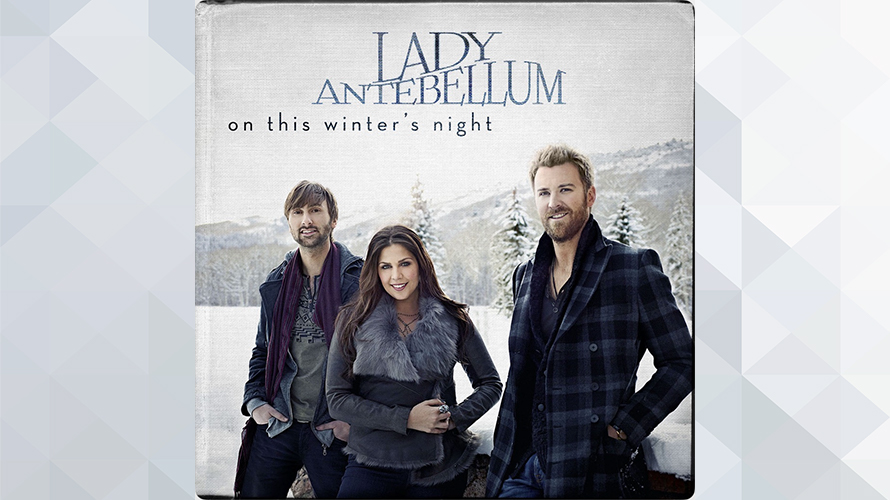 Lady Antebellum:On This Winter's Night