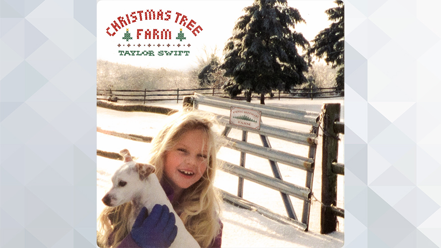 Taylor Swift:Christmas Tree Farm