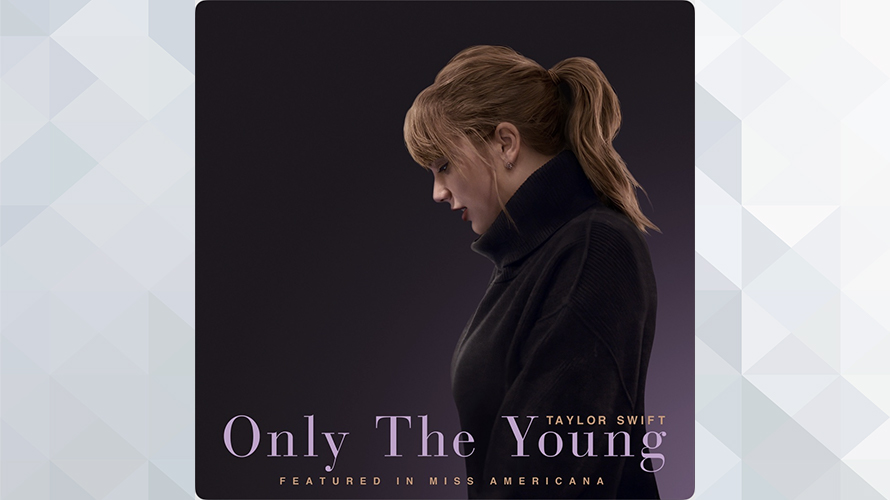 Taylor Swift:Only The Young