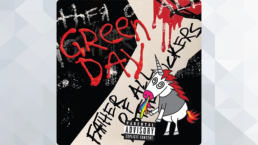 Green Day:Father of All...
