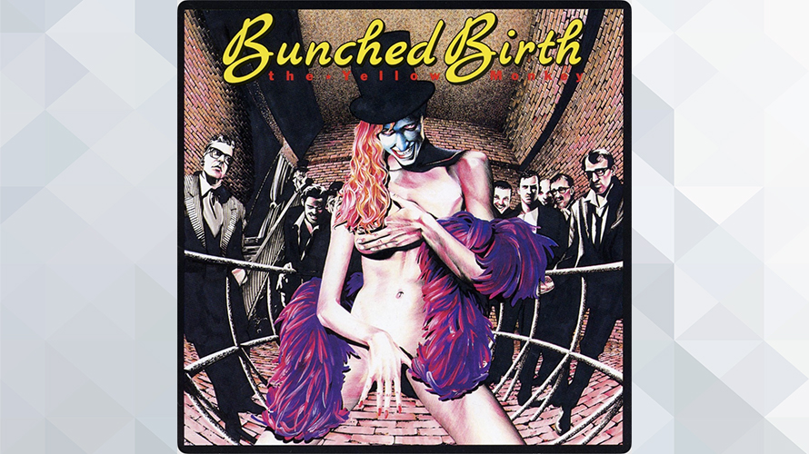 THE YELLOW MONKEY:BUNCHED BIRTH