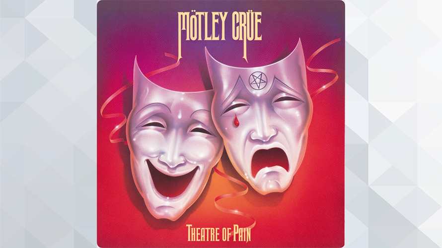 Motley Crue:Theatre of Pain
