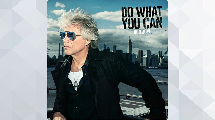 Bon Jovi:Do What You Can (Radio Edit)