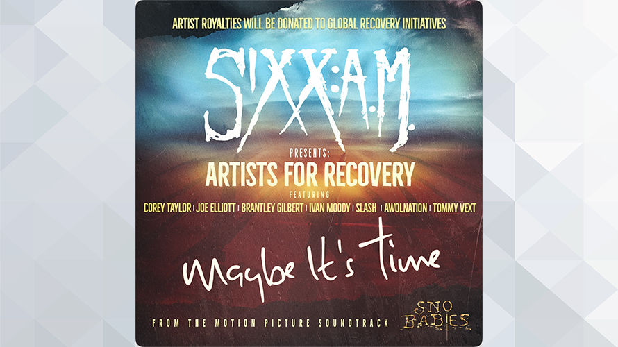 Sixx:A.M.:Maybe It's Time