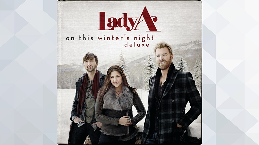 Lady A:On This Winter's Night (Deluxe)