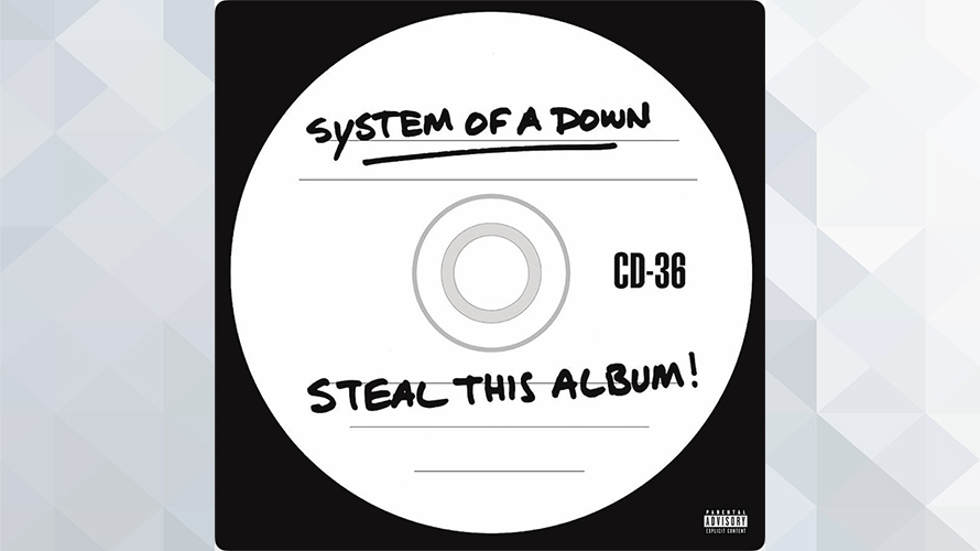 System of a Down:Steal This Album!