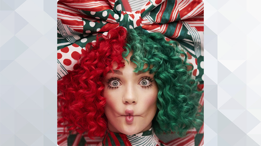 SIA:Everyday Is Christmas