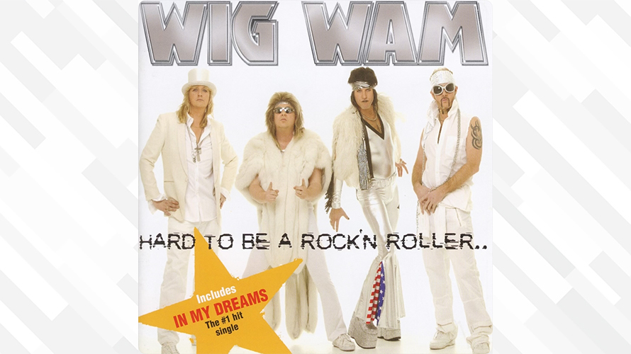 Wig Wam:Hard to Be a Rock'n Roller..