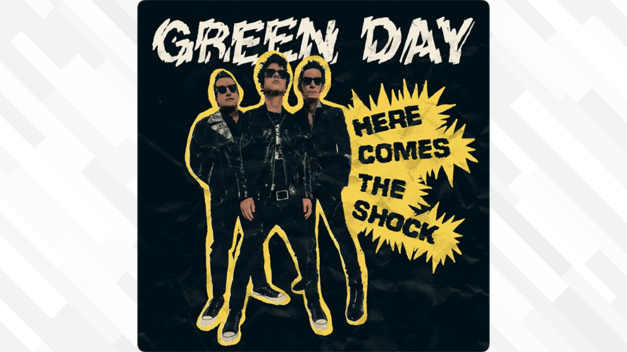 Green Day:Here Comes the Shock