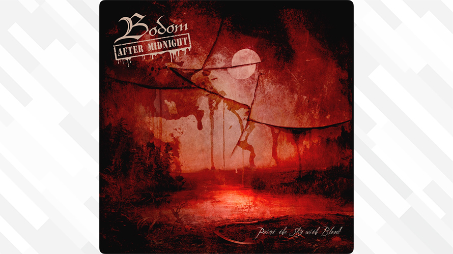 Bodom After Midnight:Paint the Sky with Blood