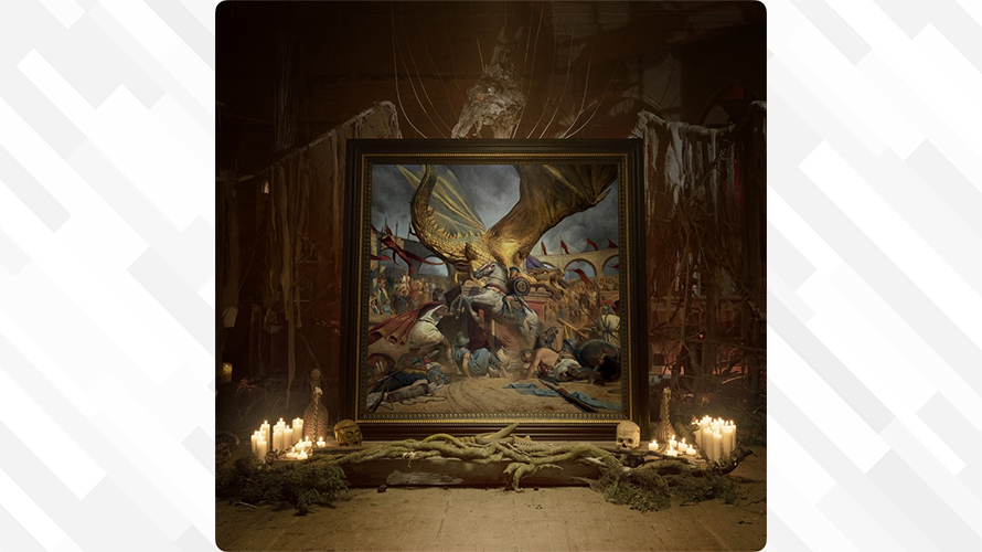 Trivium:In The Court Of The Dragon