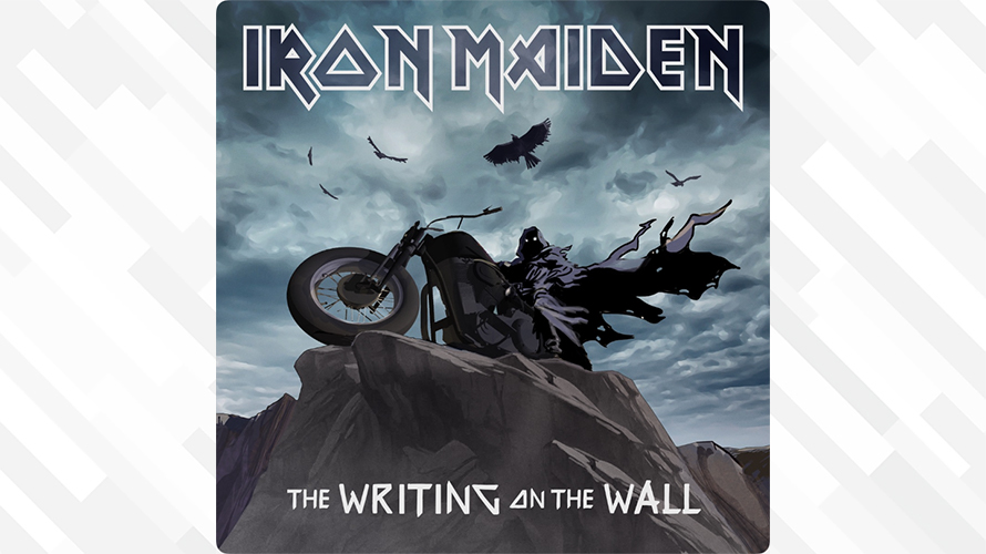 Iron Maiden:The Writing On The Wall
