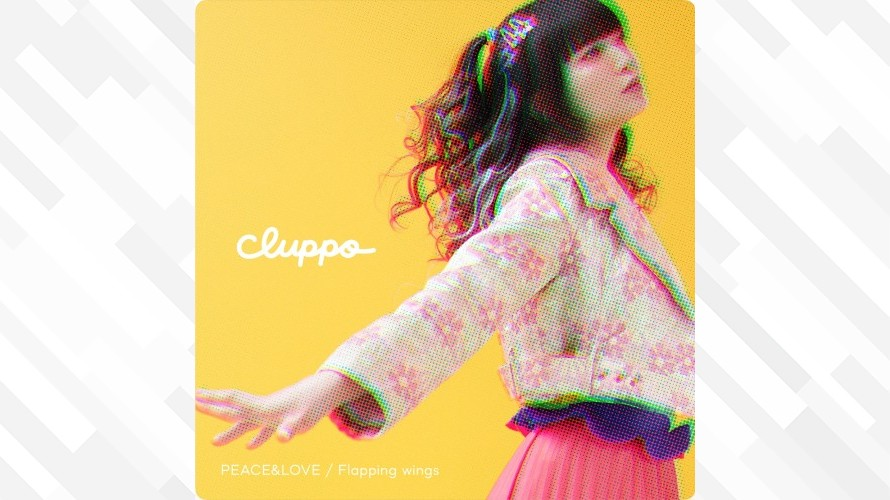 cluppo:PEACE&LOVE/Flapping wings