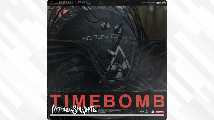 Motionless In White:Timebomb