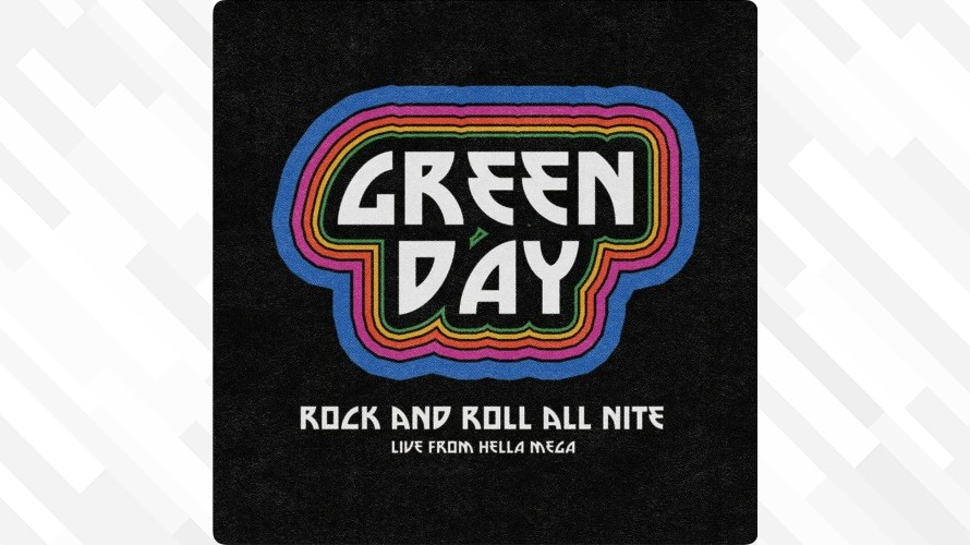 Green Day:Rock and Roll All Nite